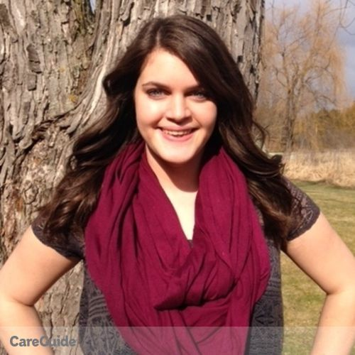 Canadian Nanny Provider Philippa Chapman's Profile Picture