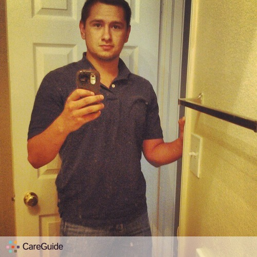 Pet Care Provider Carlos Sagredo's Profile Picture