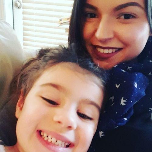 Canadian Nanny Provider Demetria K's Profile Picture