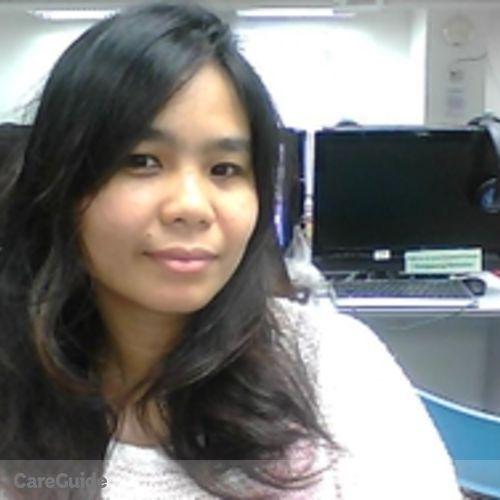 Canadian Nanny Provider Dalia O's Profile Picture