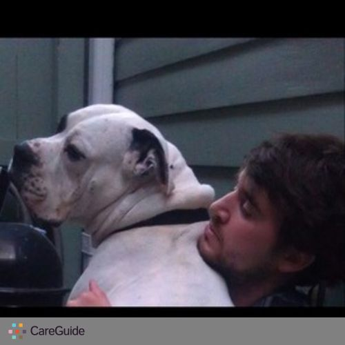 Pet Care Provider James Christian's Profile Picture