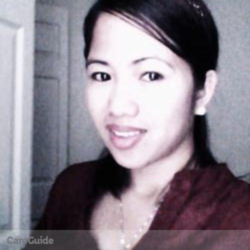 Canadian Nanny Provider Shieba A's Profile Picture