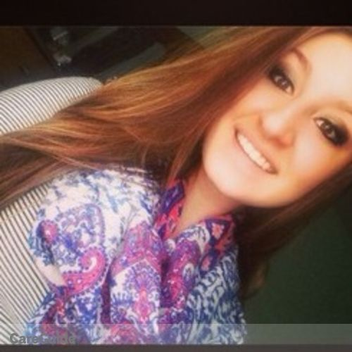 Child Care Provider Alexis Montgomery's Profile Picture