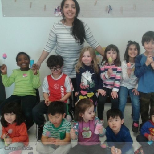 Canadian Nanny Provider Soulene Moha's Profile Picture