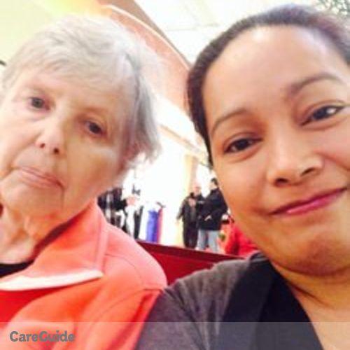 Canadian Nanny Provider Floren Andrade's Profile Picture