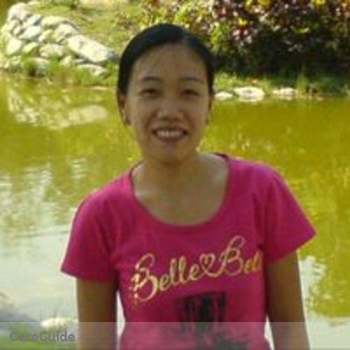 Canadian Nanny Provider Carissa Alejo's Profile Picture