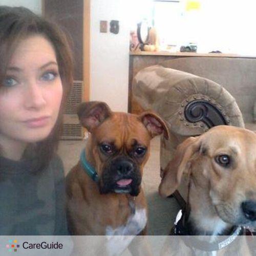 Pet Care Provider Chelcy Petersen's Profile Picture