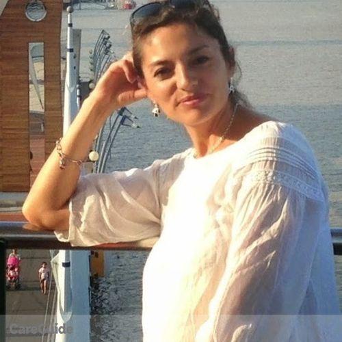 Canadian Nanny Provider Sara A's Profile Picture