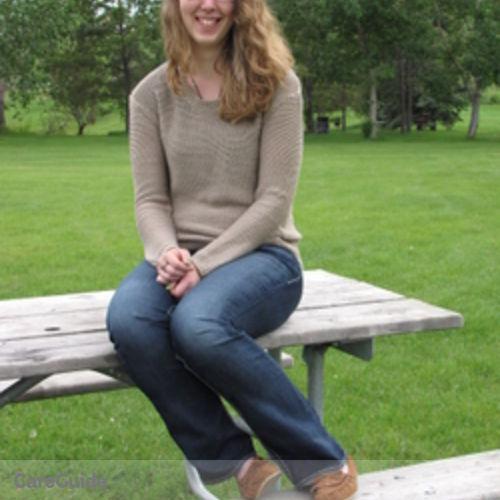 Canadian Nanny Provider Linnea P's Profile Picture