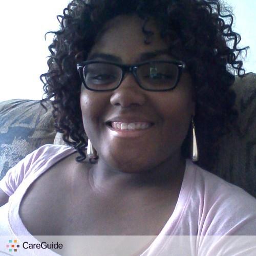Child Care Provider Nyesha L's Profile Picture