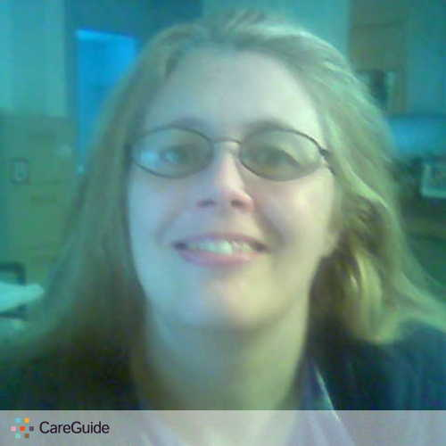 Child Care Provider Julie N's Profile Picture