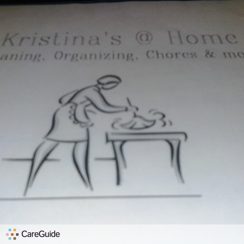 Housekeeper Provider Kristina Extra Ordinary Services's Profile Picture