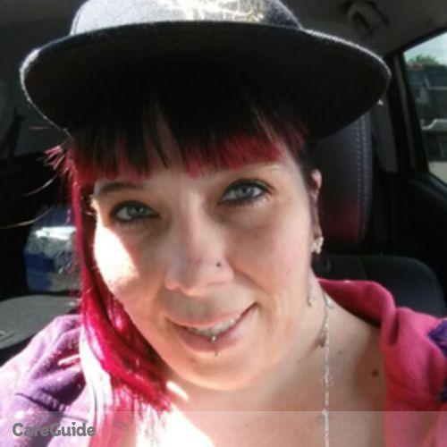 Canadian Nanny Provider Alana Benson's Profile Picture