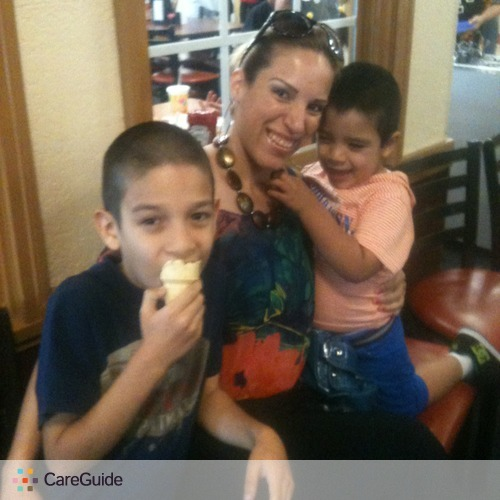 Child Care Provider Alexandra Torres's Profile Picture