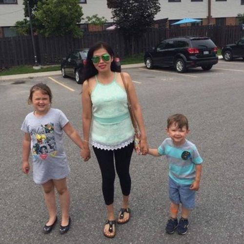 Canadian Nanny Provider Melani R's Profile Picture
