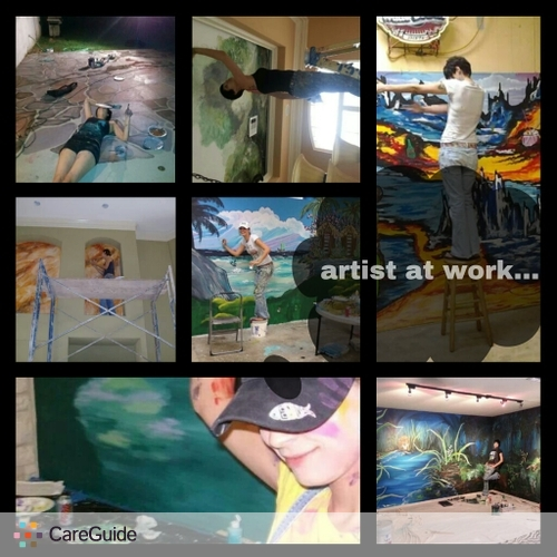 Painter Provider Brittney Carney's Profile Picture