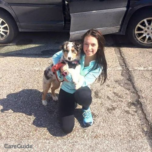 Pet Care Provider Hannah Nerlich's Profile Picture