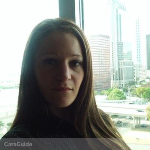Pet Care Provider Jessica Higgins's Profile Picture
