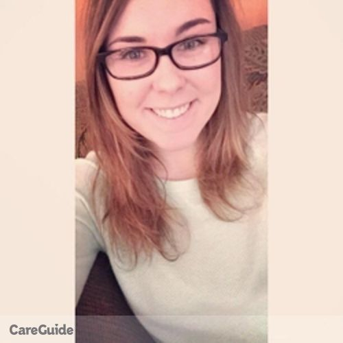 Canadian Nanny Provider Sarah N's Profile Picture