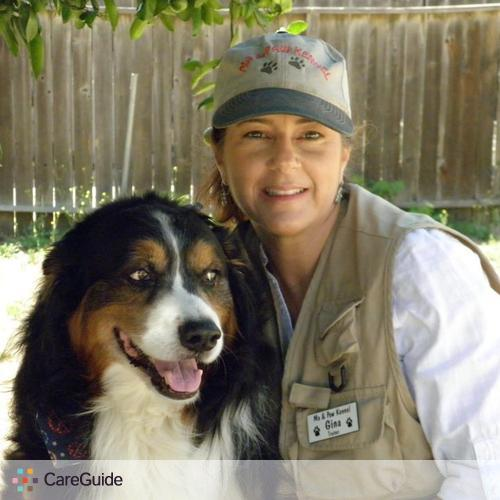 Pet Care Provider Gina Gables's Profile Picture