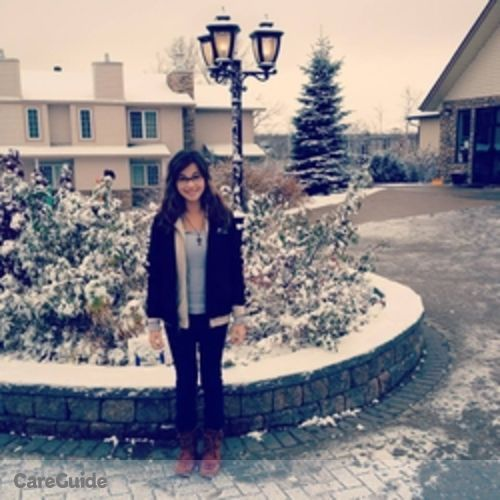 Canadian Nanny Provider Amanda Miketon's Profile Picture