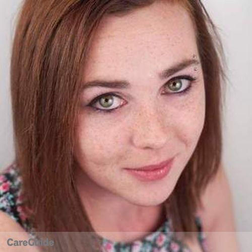 Canadian Nanny Provider Ashley Roswell's Profile Picture