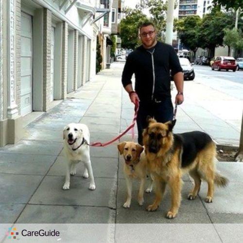 Pet Care Provider Josh Hursman's Profile Picture