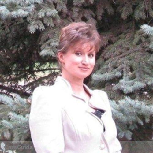 Canadian Nanny Provider Tatiana Ivanova's Profile Picture