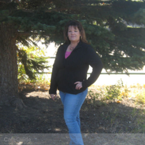 Canadian Nanny Provider Jennifer Ens's Profile Picture