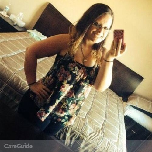 Canadian Nanny Provider Angelina Z's Profile Picture