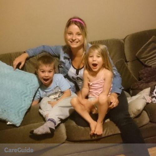 Canadian Nanny Provider Veronika Havlova's Profile Picture