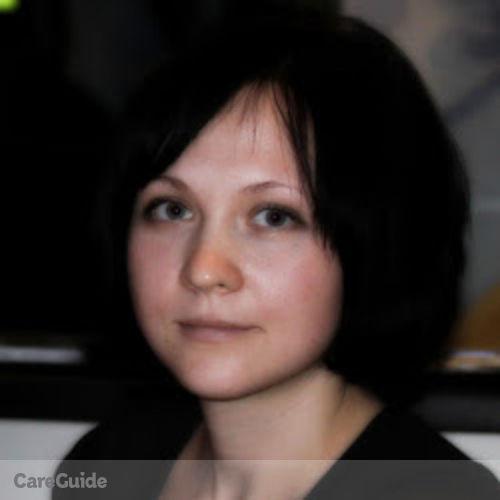 Pet Care Provider Anna Kalintseva's Profile Picture