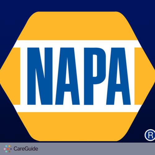Mechanic Job Napa A's Profile Picture