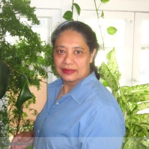 Housekeeper Provider Beatriz Dominguez's Profile Picture
