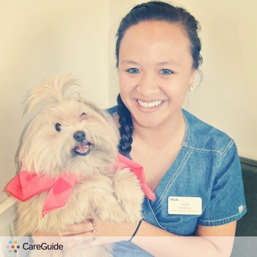 Pet Care Provider Linda Lam's Profile Picture