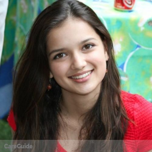 Pet Care Provider Victoria Sanchez's Profile Picture