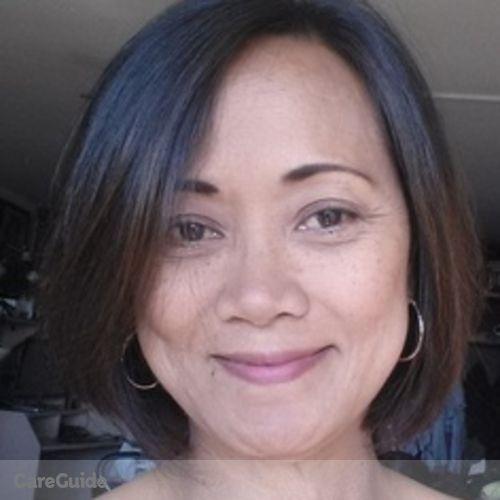 Canadian Nanny Provider Cristina Montoya's Profile Picture