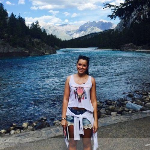 Canadian Nanny Provider Catherine Desjardins's Profile Picture