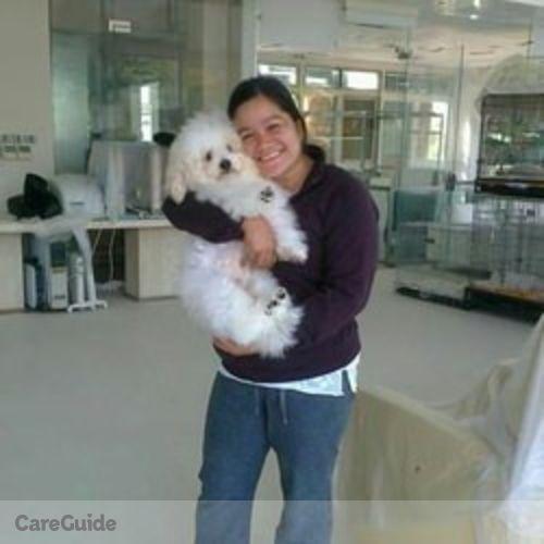 Canadian Nanny Provider Warlita De Pedro Alvarez's Profile Picture