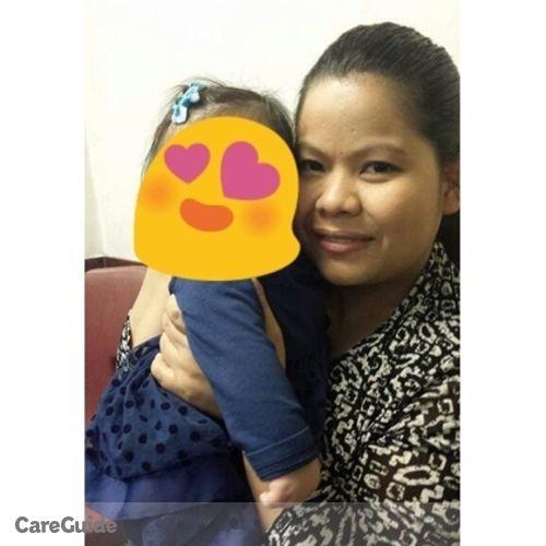 Canadian Nanny Provider Christine Sambayon's Profile Picture
