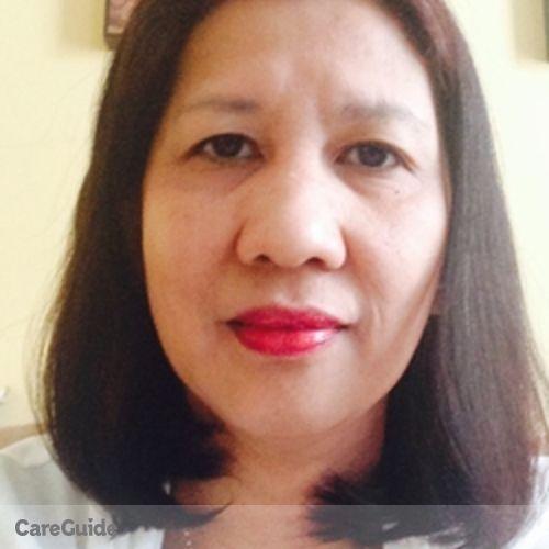 Canadian Nanny Provider Rosemarie Agno's Profile Picture