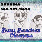 Busy Beaches Cleaners...a team of great reliable cleaners ready to make your vacation home become just that...a vacation