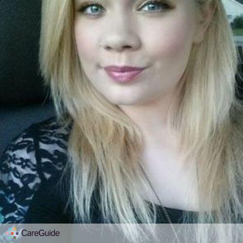 Child Care Provider Katelyn Zudonyi's Profile Picture