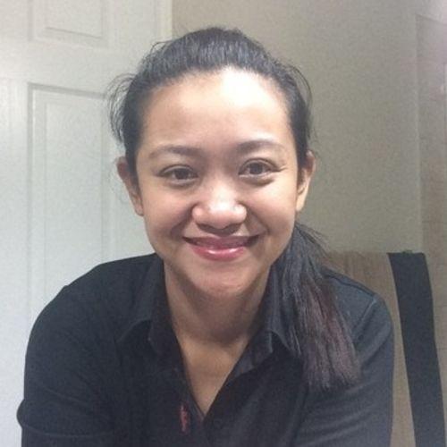 Canadian Nanny Provider Geslie V's Profile Picture