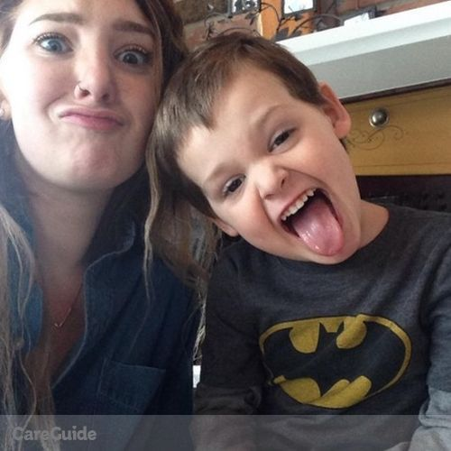Canadian Nanny Provider Faith Begbie's Profile Picture