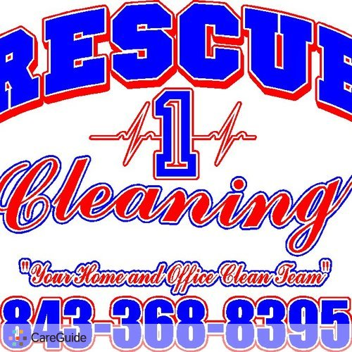 Housekeeper Provider Rescue 1 Cleaning's Profile Picture