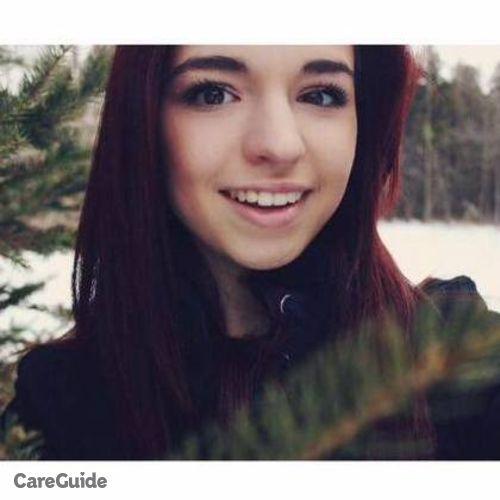 Canadian Nanny Provider Megan Boisvenue's Profile Picture