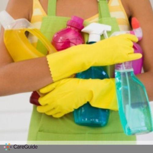 Housekeeper Provider Kristina Bonett's Profile Picture