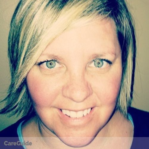 Canadian Nanny Provider Marisa Forrest's Profile Picture