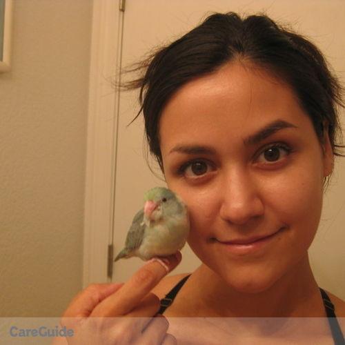 Pet Care Provider Paulina Morales's Profile Picture